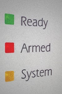 components of your alarm system