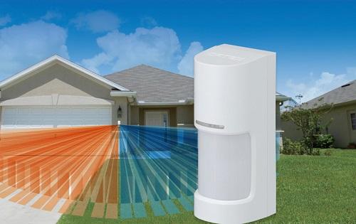 outdoor sensor home alarms