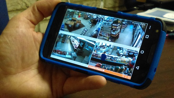 smrt phone cctv view